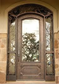 Front Doors front doors houston : Wrought Iron Line   Durango Doors Suite 300 at The Houston Design ...