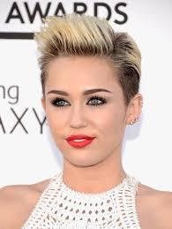 Short Hairstyle Cuts miley cyruss short hair cuts blonde pixie haircut pretty designs 3684 by stevesalt.us