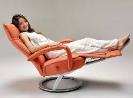 modern leather recliner chair. Modern Leather Recliner Chair Gaga By LAFER Larger Image E