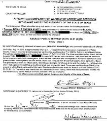 The In Texas Release Sandra Bland Investigation… Officials Cam Refuge Footage Dash Last