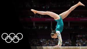 olympic artistic gymnastics you