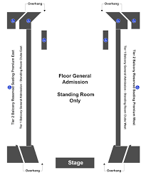 The Armory Seating Chart Deadmau5 Tickets Sat Dec 7 2019 8 00 Pm At The Armory
