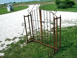 iron arbor antique wrought trellis panels outdoor decorations arbors arches