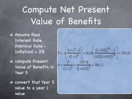Cost Analysis Example Benefit Cost Analysis An Example Youtube