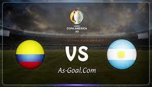 نتيجة مباراة الأرجنتين وكولومبيا في كأس كوبا أمريكا 2021