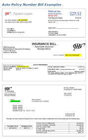 In non insurance contracts someone who makes a claim for negligence against one of two parties who have a contract. Aaa Find Your Auto Insurance Policy Number