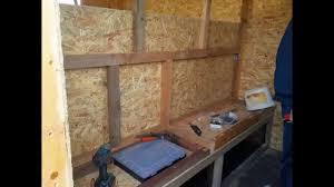 Hühnerstall selber bauen Sommer 2013 Nach Kalle´s Art - YouTube