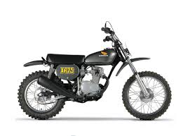 gp s clic steel 116 honda xr75