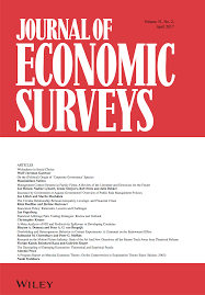 template for submissions to journal template for submissions to journal of economic surveys latex