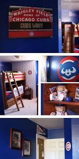 7 cubs bedroom ideas baseball room