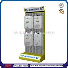 In Store Display Stands Tsdw100 Customized Retail Shop Wooden Tv Display StandRetail 54