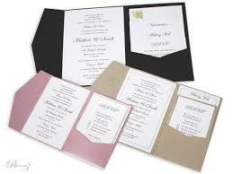 Wedding Invitation Folding New Diy Pocket Folds More Sizes Wedding Invitations Event