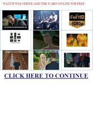 watch wolv watch wolverine and the x men online for watch wolverine and the x men online for