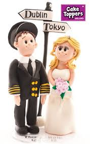 Cake Toppers Ireland Handcrafted Personalised Wedding Cake Toppers