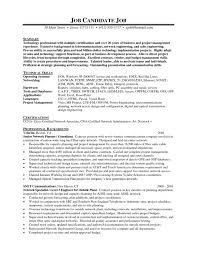 cisco voice engineer sample resume