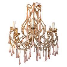 garden 4 light crystal chandelier by harrison lane designs