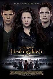 Breaking Dawn ...