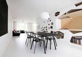 beautiful balance white wall interior
