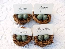 nestled easter eggs with place cards easter wedding favors Easter Wedding Favor Ideas nestled easter eggs with place cards easter wedding favors easter wedding ideas favors