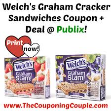 welchs graham er sandwiches coupon