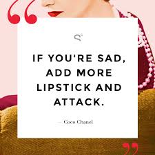 Lipstick Quotes Lipstick Quotes to Live By on National Lipstick Day StyleCaster 1