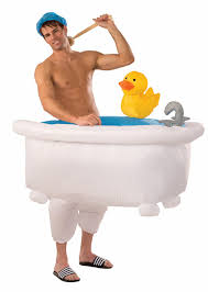 Rubber Duck Size Chart Details About Adult Good Clean Fun Bathtub Rubber Ducky Inflatable Funny Humor Costume