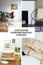 edgy furniture. Fine Furniture Diy Leather Furniture Items That Look Edgy Cover To Edgy Furniture