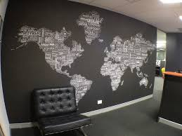 map of decor wall decor world map home decorating ideas design ideas of map wall
