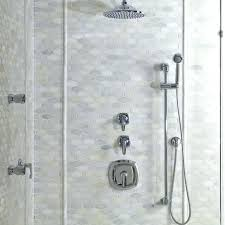 delta handheld shower with slide bar full head