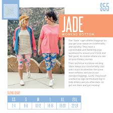 Lularoe Jade Jordan Size Chart Best Picture Of Chart