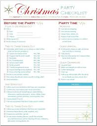 Party List Template Party Planner Checklist Equipped Menu Entire Meanwhile With Medium