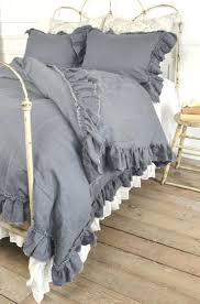 full size of vintage ruffle duvet cover from full bloom cottage love the comforter set i dark grey