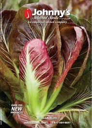 garden seed catalogs. Seed Catalogs: Johnny\u0027s Selected Seeds Garden Catalogs 2