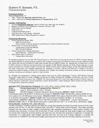 Project Manager Resume Cover Letter Best of Project Managemen Templates Civil Engineer Project Manager Cover