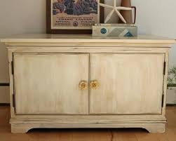 distressed wood furniture. Wonderful Wood How To Distress A Cabinet Using Paint And Stain Intended Distressed Wood Furniture S