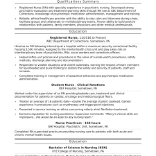 Entry Level Nurse Resume Sample Entry Level Nurse Resume Template Rare Certified Nursing 81