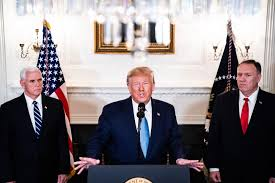 House speaker nancy pelosi has announced a formal impeachment inquiry of u.s. Everyone Was In The Loop Pence Pompeo And Other Known Unknowns Of The Trump Impeachment Inquiry Vanity Fair