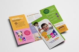 school brochure design ideas 006 template ideas after school care tri fold brochure
