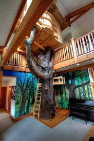 cool tree house blueprints. Tree House Kids Bedroom Indoor Design Cool Interior With . Blueprints