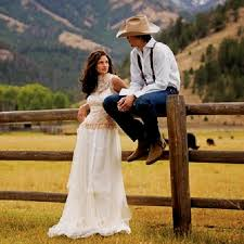 Country Style Wedding Dresses U2022 The Online Home Of FashionCountry Western Style Bridesmaid Dresses