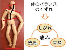 「体のバランス」の画像検索結果