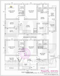 3 bedroom house plans in india vastu with 1200 sq ft floor new east facing bdp