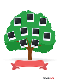 How To Make Family Tree Chart For School Free Templates Word Excel