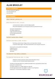 Current Resume Styles Template Lezincdc Com