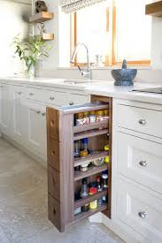 Space saving kitchen furniture Short Space View In Gallery Homedit Rollout Drawers Solution For Saving Space In Your Kitchen