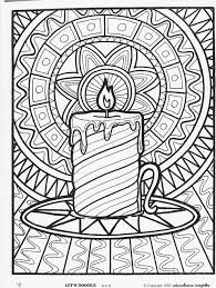 Christmas Coloring Pages For Teens Adult Holiday Coloring Pages Best