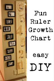 Cheap Decorating Ideas Keeping Track Of Your Childs Growth