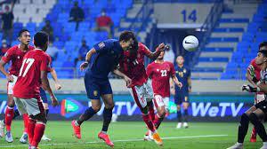 ทีมชาติไทย พลาดท่า โดน อินโดนีเซีย ไล่เจ๊า 2-2 ศึกคัดบอลโลก 2022