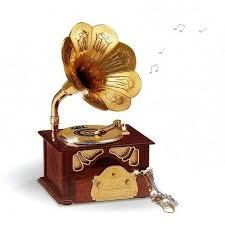 Exquisite <b>gramophone music box</b> & jewelry box wonderful ...