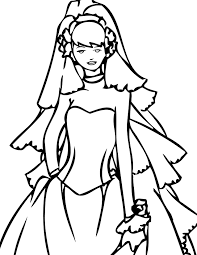 Wedding Coloring Pages 12